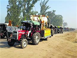 ਟਰੈਕਟਰ ਪਰੇਡ: ਉਗਰਾਹਾਂ ਧੜੇ ਵੱਲੋਂ 1245 ਪਿੰਡਾਂ 'ਚ ਮਸ਼ਕਾਂ