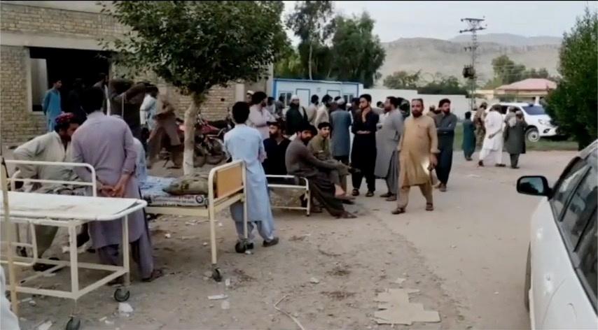 ਪਾਕਿਸਤਾਨ: ਬਲੋਚਿਸਤਾਨ 'ਚ ਭੂਚਾਲ ਕਾਰਨ 20 ਮੌਤਾਂ ਤੇ 300 ਤੋਂ ਵੱਧ ਜ਼ਖ਼ਮੀ