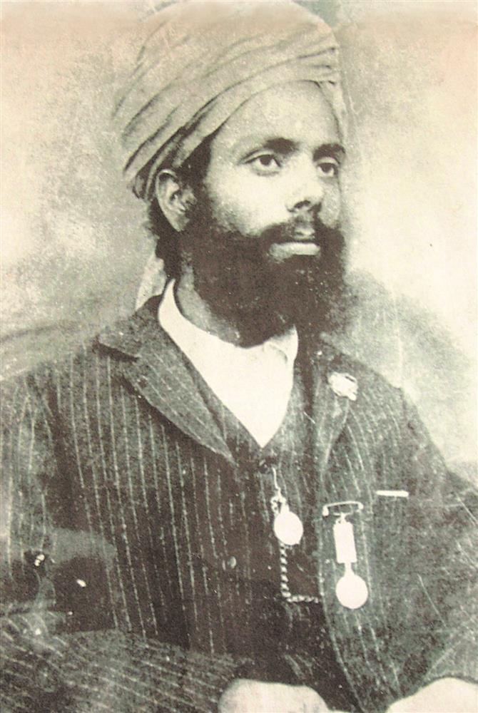 ਦੇਸ਼ ਭਗਤੀ ਦੀ ਬਲਦੀ ਮਸ਼ਾਲ ਸਰਦਾਰ ਅਜੀਤ ਸਿੰਘ
