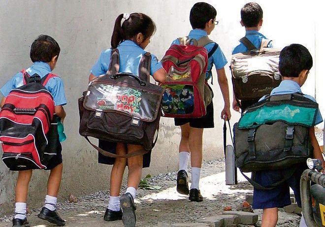 ਹਰਿਆਣਾ: ਬੁੱਧਵਾਰ ਤੋਂ ਤੀਜੀ ਤੋਂ ਪੰਜਵੀਂ ਦੇ ਵਿਦਿਆਰਥੀਆਂ ਲਈ ਸਕੂਲਾਂ 'ਚ ਹੋਵੇਗੀ ਪੜ੍ਹਾਈ