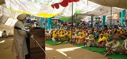 ਲਹਿਰਾਗਾਗਾ: ਕਿਸਾਨਾਂ ਦਾ ਧਰਨਾ 151ਵੇਂ ਦਿਨ ਵਿੱਚ ਦਾਖਲ