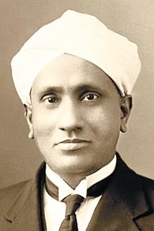 ਭਾਰਤੀ ਵਿਗਿਆਨੀ ਚੰਦਰਸ਼ੇਖਰ ਵੈਂਕਟ ਰਮਨ