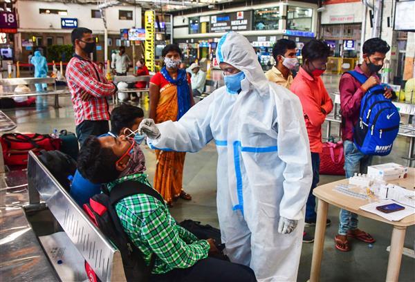 ਕਰੋਨਾ: ਭਾਰਤ ਵਿਚ ਰਿਕਾਰਡ 2,00,739 ਨਵੇਂ ਕੇਸ; 1038 ਮੌਤਾਂ