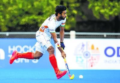 ਹਾਕੀ: ਭਾਰਤ ਨੇ ਅਰਜਨਟੀਨਾ ਨੂੰ 3-0 ਨਾਲ ਹਰਾਇਆ