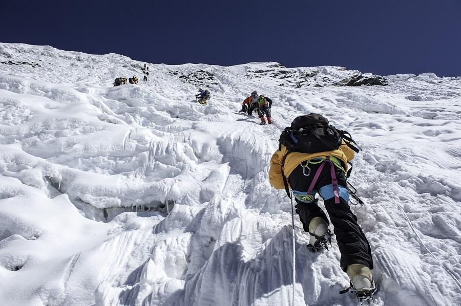 Coronavirus on Mount Everest