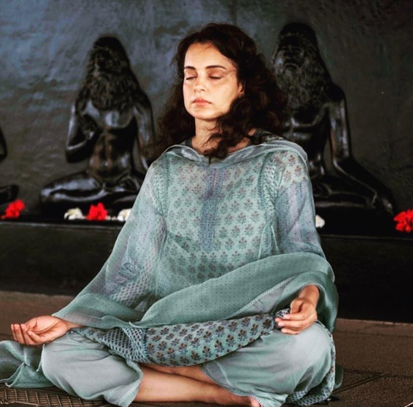 ਅਦਾਕਾਰ ਕੰਗਨਾ ਰਣੌਤ ਨੂੰ ਕਰੋਨਾ, ਘਰ 'ਚ ਇਕਾਂਤਵਾਸ