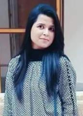 ਪਾਕਿਸਤਾਨ 'ਚ ਪੀਏਐੱਸ ਲਈ ਚੁਣੀ ਪਹਿਲੀ ਹਿੰਦੂ ਔਰਤ ਸਨਾ ਰਾਮਚੰਦ ਸਫ਼ਲਤਾ ਮਗਰੋਂ ਬੁਲਾਈ 'ਫਤਿਹ'
