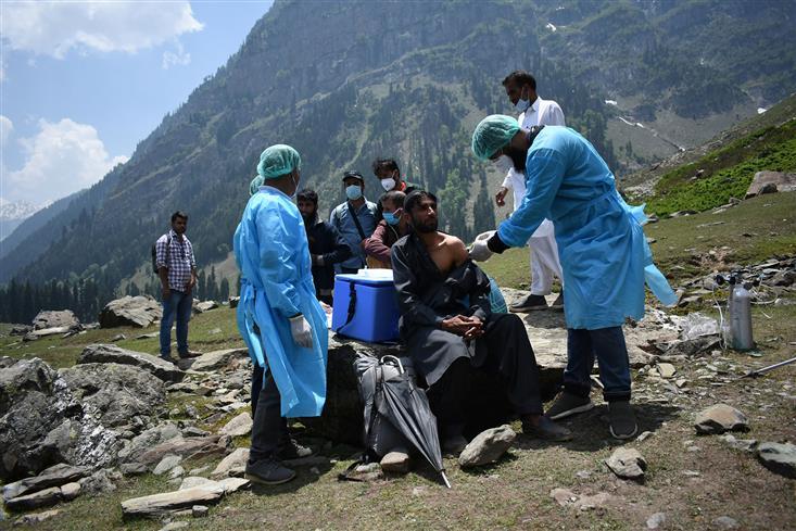 ਦੇਸ਼ 'ਚ ਕਰੋਨਾ ਦੇ 91702 ਨਵੇਂ ਮਾਮਲੇ ਤੇ 3403 ਮੌਤਾਂ, ਪੰਜਾਬ 'ਚ ਹੁਣ ਤੱਕ 15367 ਜਾਨਾਂ ਗਈਆਂ