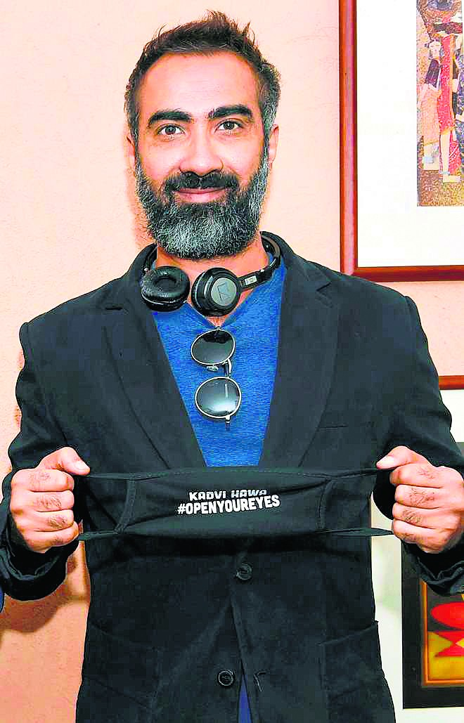 ਸੁਨੀਲ ਗਰੋਵਰ ਕਮਾਲ ਦਾ ਅਦਾਕਾਰ: ਰਣਵੀਰ ਸ਼ੋਰੀ