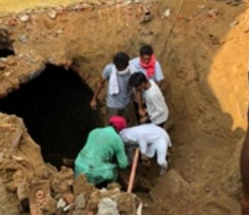 ਪਟਿਆਲਾ: ਪਿੰਡ ਦੋਦੜਾ 'ਚ ਗੋਬਰ ਗੈਸ ਪਲਾਂਟ 'ਚ ਡਿੱਗਣ ਕਾਰਨ ਦੋ ਵਿਅਕਤੀਆਂ ਦੀ ਮੌਤ