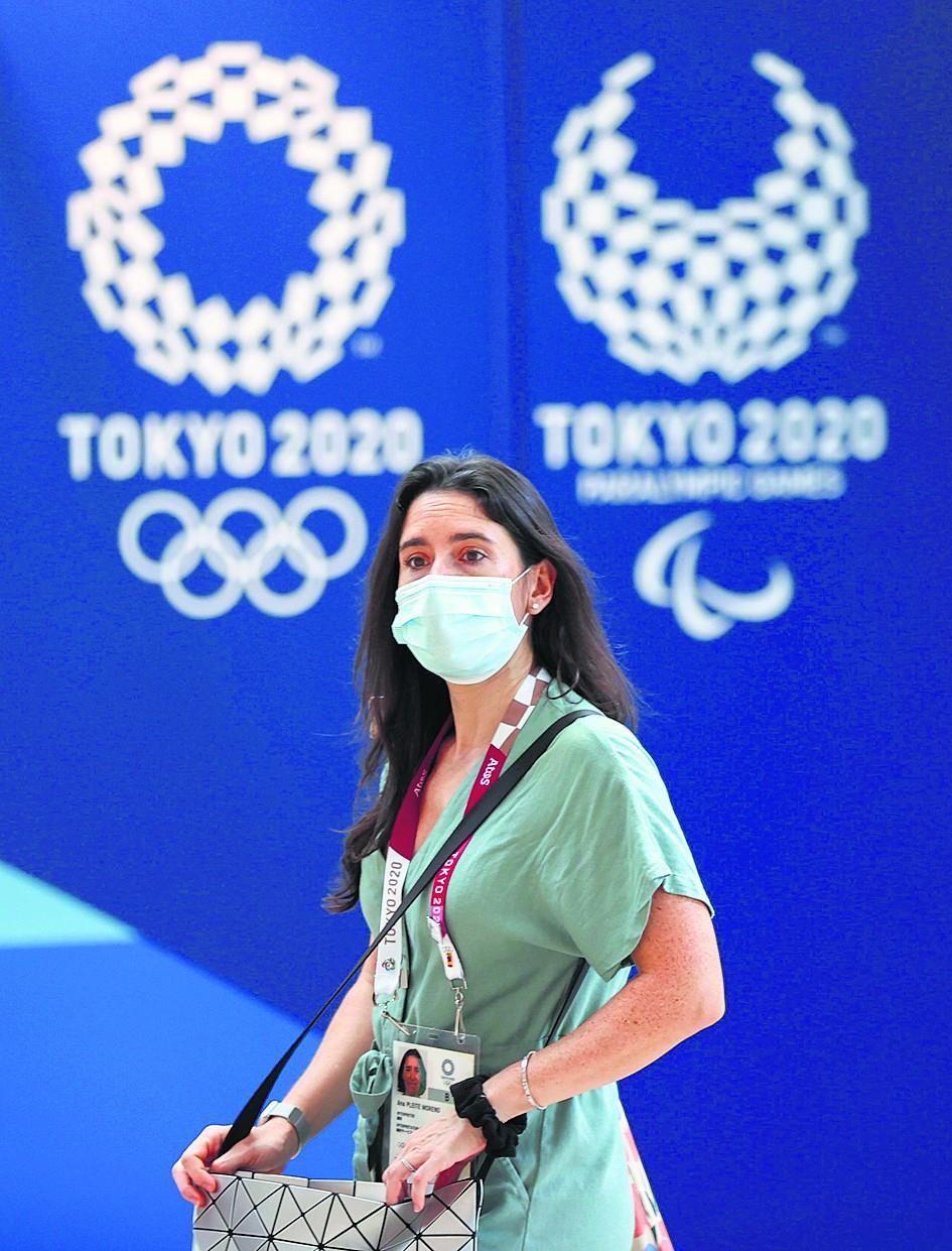 ਪ੍ਰਦਰਸ਼ਨਕਾਰੀਆਂ ਵੱਲੌਂ ਓਲੰਪਿਕ ਖੇਡਾਂ ਰੱਦ ਕਰਨ ਦੀ ਮੰਗ