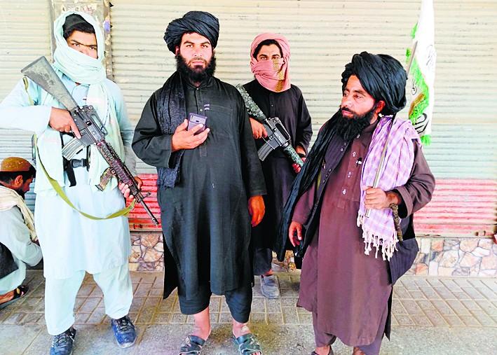 ਅਫ਼ਗਾਨਿਸਤਾਨ: ਤਾਲਿਬਾਨ ਵੱਲੋਂ ਤਿੰਨ ਹੋਰ ਸੂਬਿਆਂ ਦੀਆਂ ਰਾਜਧਾਨੀਆਂ 'ਤੇ ਕਬਜ਼ਾ