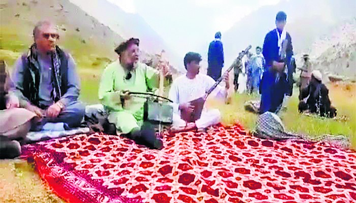 ਤਾਲਿਬਾਨੀ 'ਤੇ ਅਫ਼ਗਾਨ ਲੋਕ ਗਾਇਕ ਦੀ ਹੱਤਿਆ ਦਾ ਦੋਸ਼