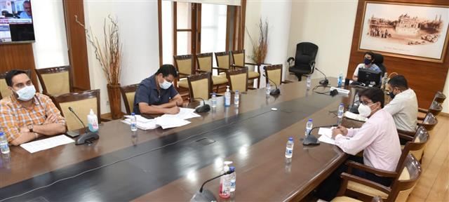ਪੰਜਾਬ ਸਰਕਾਰ ਛੇਤੀ ਸ਼ੁਰੂ ਕਰੇਗੀ ਵਿਸ਼ਾਲ ਭਰਤੀ ਮੁਹਿੰਮ: ਮੁੱਖ ਸਕੱਤਰ