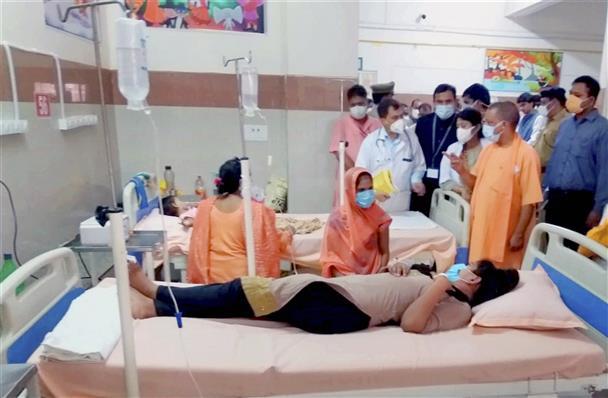 ਯੂਪੀ: ਫਿਰੋਜ਼ਾਬਾਦ ਜ਼ਿਲ੍ਹੇ ਵਿੱਚ 44 ਮੌਤਾਂ; ਡੇਂਗੂ ਫੈਲਣ ਦਾ ਖ਼ਦਸ਼ਾ